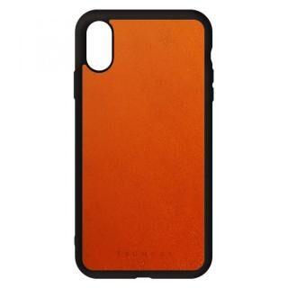 iPhone XS/X ケース 栃木レザー スマホケース 琥珀 iPhone XS/X【3月下旬】