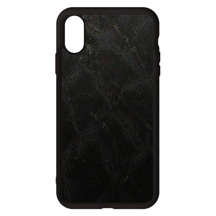 iPhone XS/X ケース エレファントレザー スマホケース 黒羽 iPhone XS/X_0