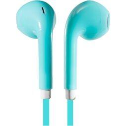 B-FIT(ビーフィット) ブルートゥース(Bluetooth)イヤホン ターコイズ