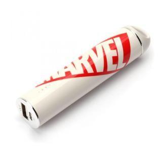 MARVEL モバイルバッテリー 3,350mAh ロゴ