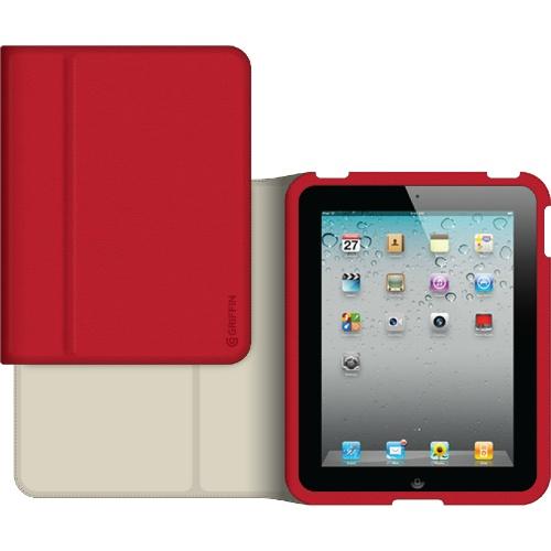 Slim Folio Salt-RED SND iPad Air