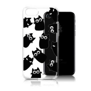 クリアTPUデザインケース EYE キャット iPhone 7