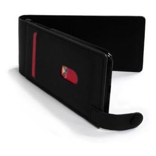 【iPhone7ケース】縦開きタイプ 手帳型ケース RETRO FOLDER JACKET レッド iPhone 7_4