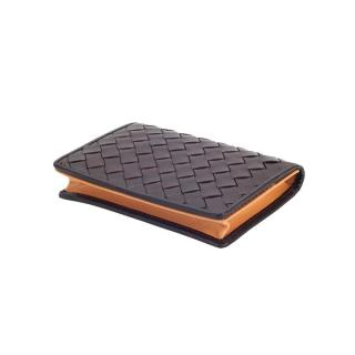 PLP/バッファロー・イントレチャート/カードケース(名刺入れ) ブラウン