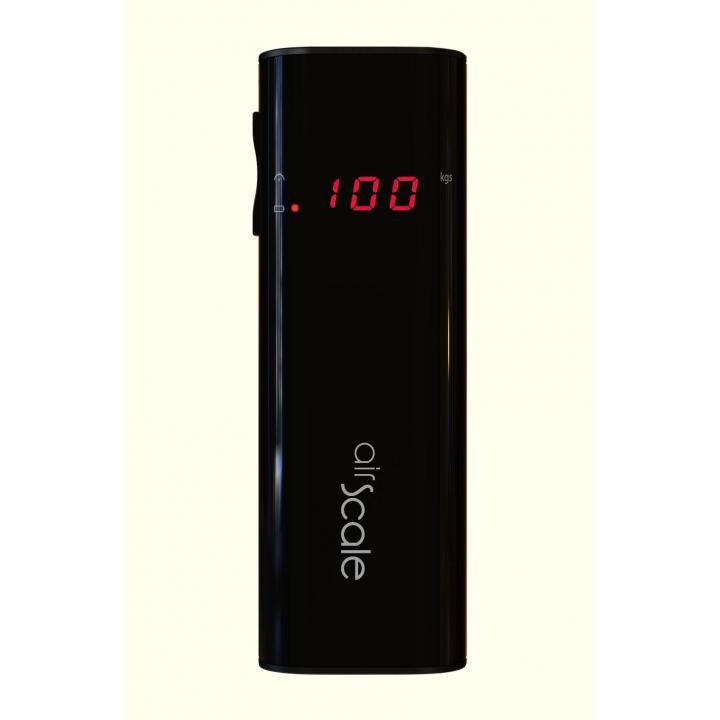 [6500mAh]airscale - 手荷物計量器 & モバイルバッテリー_0