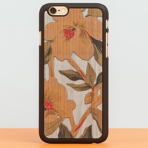 iPhone6 Plus ケース スナップオン 天然木ケース DOUBLE ESSENCE HONOLULU iPhone 6 Plus_0