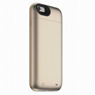 【iPhone6ケース】薄型バッテリー内蔵ケース mophie juice pack air ゴールド iPhone 6_2