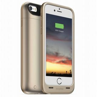 【iPhone6ケース】薄型バッテリー内蔵ケース mophie juice pack air ゴールド iPhone 6_4