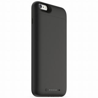【iPhone6 Plusケース】薄型バッテリー内蔵ケース mophie juice pack ブラック iPhone 6 Plus_1