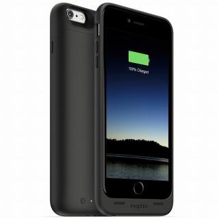 【iPhone6 Plusケース】薄型バッテリー内蔵ケース mophie juice pack ブラック iPhone 6 Plus_2