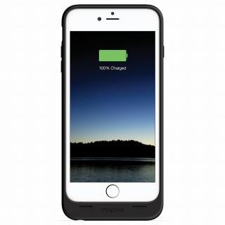 【iPhone6 Plusケース】薄型バッテリー内蔵ケース mophie juice pack ブラック iPhone 6 Plus_3