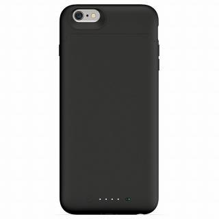 【iPhone6 Plusケース】薄型バッテリー内蔵ケース mophie juice pack ブラック iPhone 6 Plus_4