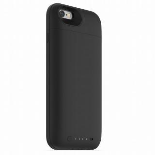 【iPhone6ケース】薄型バッテリー内蔵ケース mophie juice pack plus ブラック iPhone 6_1
