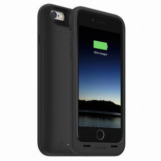 【iPhone6ケース】薄型バッテリー内蔵ケース mophie juice pack plus ブラック iPhone 6_2