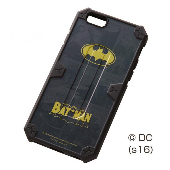 ハイブリッド耐衝撃ケース バットマン iPhone 6s/6