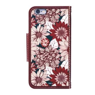 【iPhone6s/6ケース】手帳型ケース Old Nosegay fervor iPhone 6s/6_1