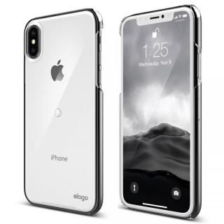 elago Smart spinner ケース Clear iPhone X
