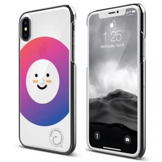 iPhone XS/X ケース elago Smart spinner ケース Noel iPhone XS/X