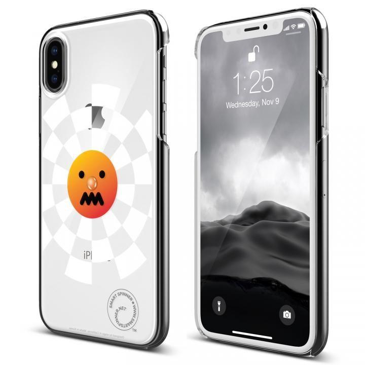 iPhone XS/X ケース elago Smart spinner ケース Thomas iPhone XS/X_0