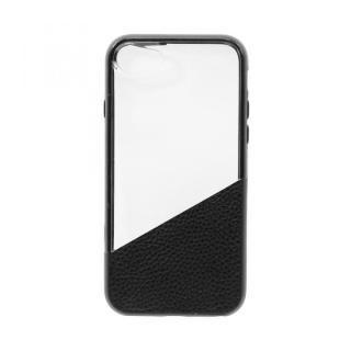 1.8mからの落下にも耐える!耐衝撃 ハイブリッドケース ブラック iPhone 7