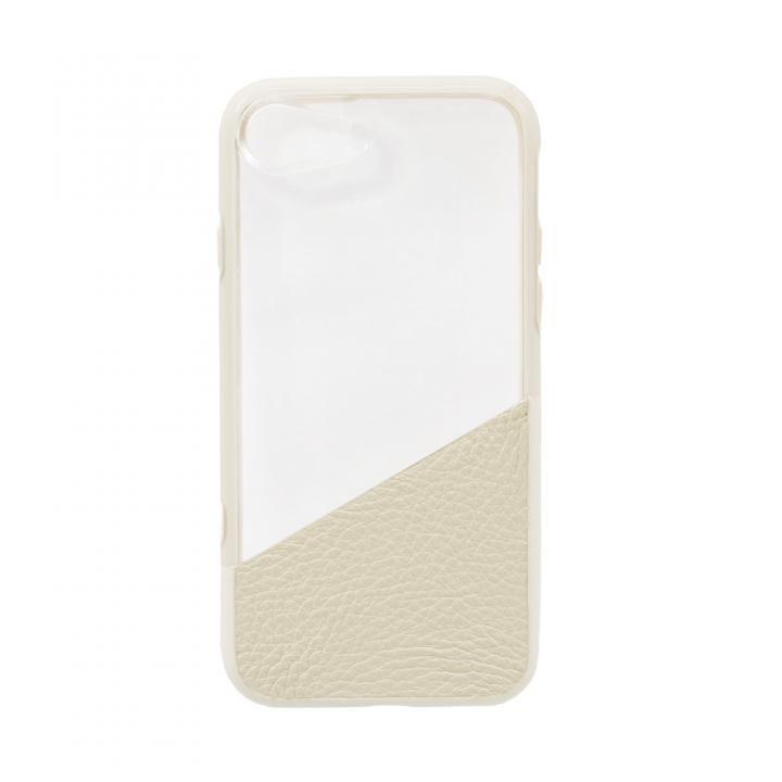 iPhone7 ケース 1.8mからの落下にも耐える!耐衝撃 ハイブリッドケース ホワイト iPhone 7_0