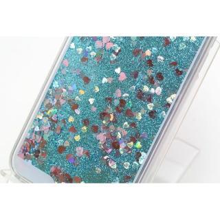【iPhone6ケース】ラメKIRA ハードケース ブルー iPhone 6_2