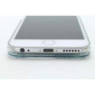 【iPhone6ケース】ラメKIRA ハードケース ピンクゴールド iPhone 6_7