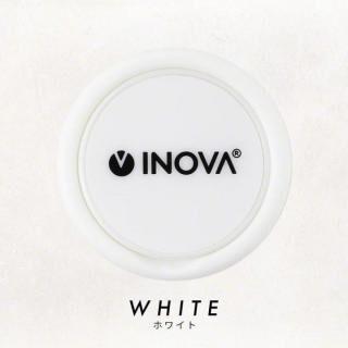 INOVA シリコンスマホリング ホワイト