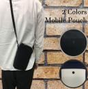 [新iPhone記念特価]松下ラゲッジ×AppBank Store 男のガジェットポーチ ブラック/ブラック