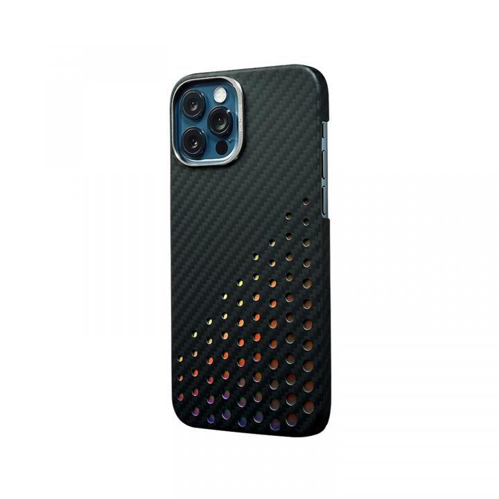HOVERSTAR StealthBlack カードポケット iPhone 12/iPhone 12 Pro レインボー_0