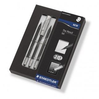 鉛筆とタッチペンが一体化 ザ・ペンシル タッチペン付き鉛筆 3本+キャップセット_5
