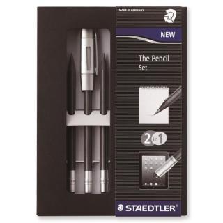 鉛筆とタッチペンが一体化 ザ・ペンシル タッチペン付き鉛筆 3本+キャップセット_6