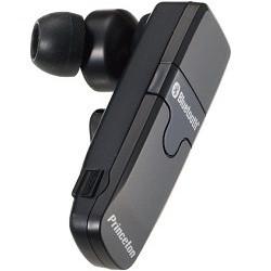 骨伝導機能搭載カナル型Bluetoothハンズフリーヘッドセット(ブラック)