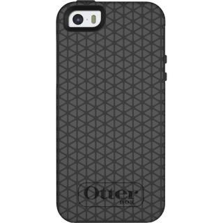 OtterBox Symmetry スレート/スレートグレー iPhone SE/5s/5ケース