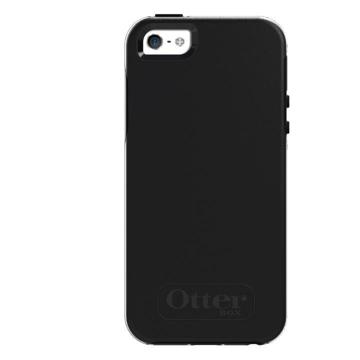 iPhone SE/5s/5 ケース OtterBox Symmetry ブラック/ブラック iPhone SE/5s/5ケース_0