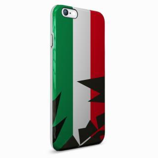 【iPhone6ケース】イタリア 名門チューナー「アバルト」社公認ハードケース バンディエラ iPhone 6_1