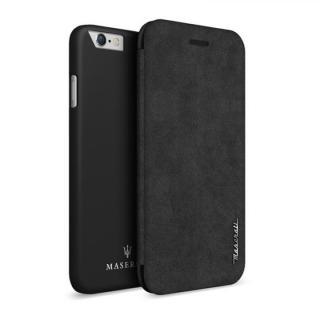 【iPhone6 Plusケース】イタリア「マセラティ」社公認 アルカンターラ手帳型ケース iPhone 6 Plus_1