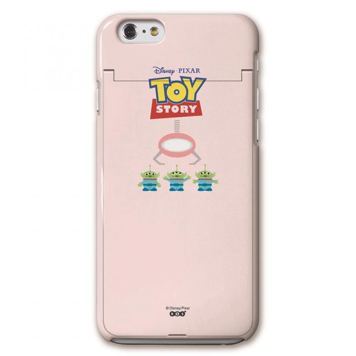 iPhone6 ケース iCompact ディズニー 多機能ケース リトルグリーンメンたち iPhone 6_0