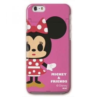iCompact ディズニー 多機能ケース ミニー iPhone 6