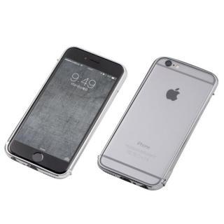 Deff ステンレススチールバンパー Polish シルバー iPhone 6s/6
