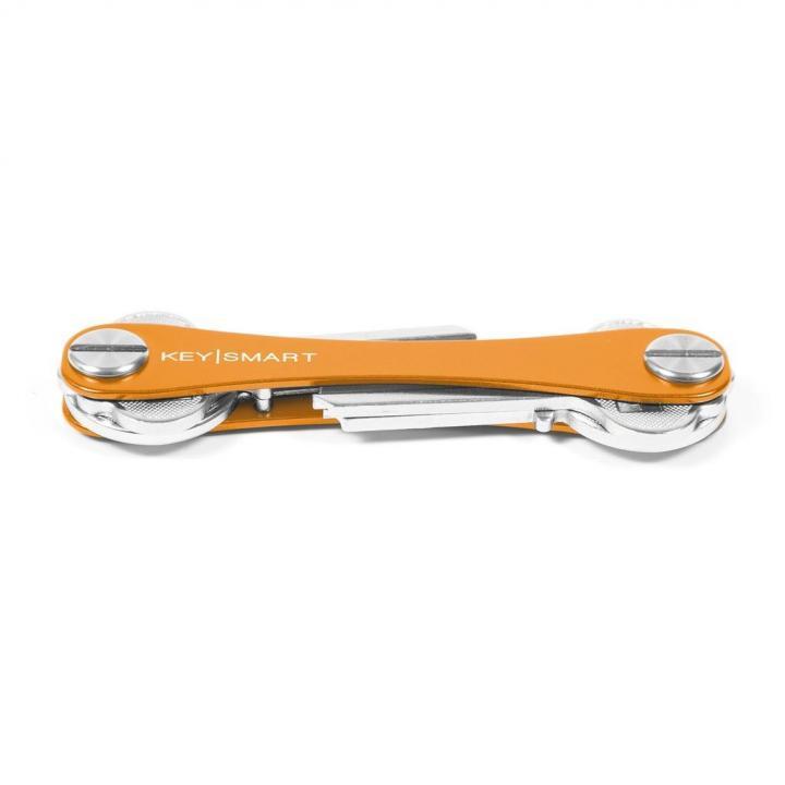 KeySmart 2.0 あなたのポケットを解放 オレンジ_0