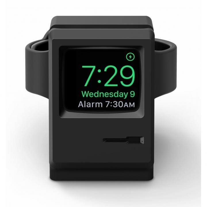 elago W3 STAND Apple Watch スタンド ブラック_0
