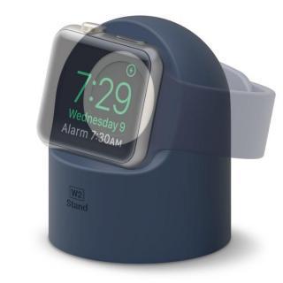 elago W2 STAND Apple Watch スタンド ブルー