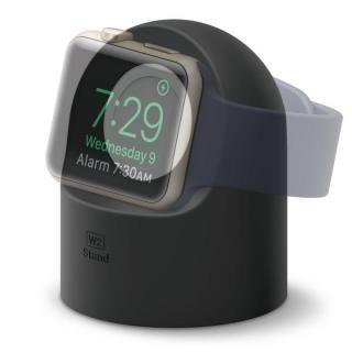 elago W2 STAND Apple Watch スタンド ブラック