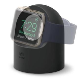 elago W2 STAND Apple Watch スタンド ブラック【3月下旬】