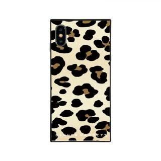 iPhone XS/X ケース BANNER BARRETT LEOPARD PRINT iPhone XS/X