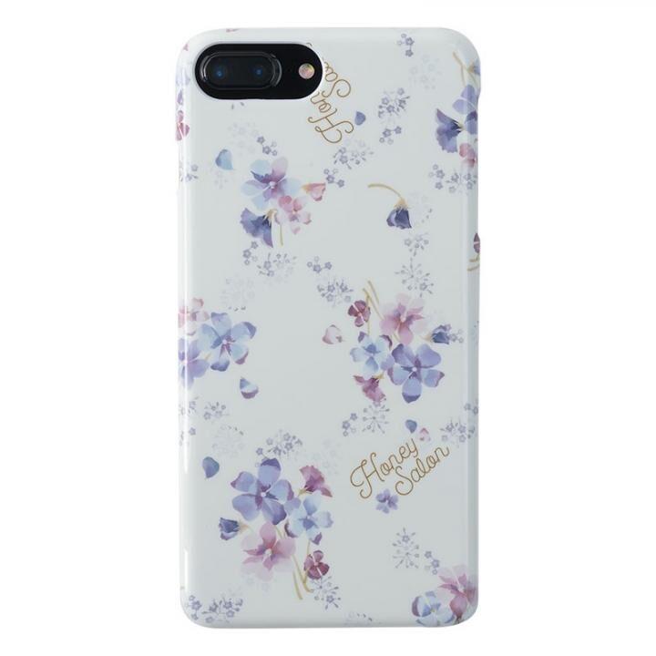 iPhone8 Plus/7 Plus ケース Honey Salon by foppish VIOLETTE IVORY iPhone 8 Plus/7 Plus/6s Plus/6 Plus_0