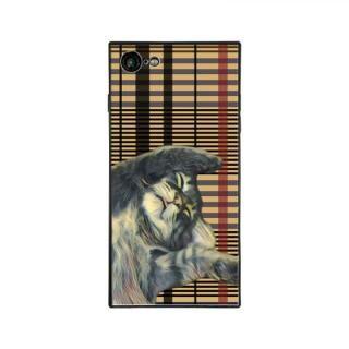 iPhone8/7 ケース anniv.(アニバーサリー) スクエア型 背面ガラスケース ZZZ iPhone 8/7【4月上旬】