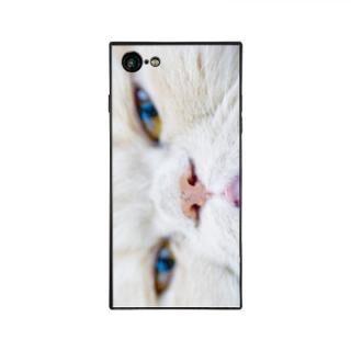 iPhone8/7 ケース anniv.(アニバーサリー) スクエア型 背面ガラスケース PRETTY NOSE iPhone 8/7【10月下旬】