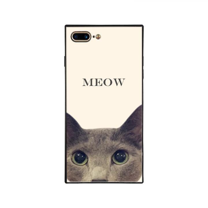 iPhone8 Plus/7 Plus ケース anniv.(アニバーサリー) スクエア型 背面ガラスケース UMI iPhone 8 Plus/7 Plus_0